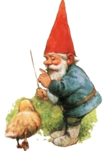 rooster-year-gnome